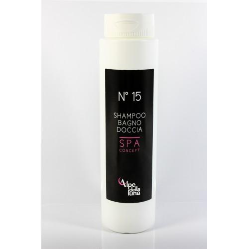 Shampoo Bagno Doccia Spa Concept